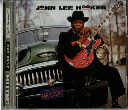 DVD DAD John Lee Hooker